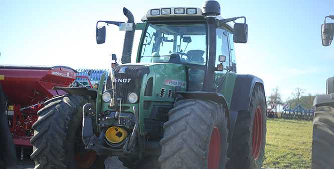 Traktor Führerschein Blaufelden, Fahrschule Theumer, Klasse L