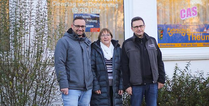 Fahrschule Jürgen Theumer, Team